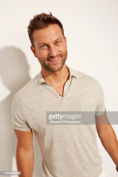 Chris Bukowski of ABC's 'Bachelor in Paradise' poses for a portrait during the 2019 Summer TCA Portrait Studio at The Beverly Hilton Hotel on August...