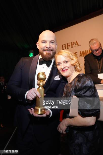 Chris Butler and Arianne Sutner attend the Official Viewing And After Party Of The Golden Globe Awards Hosted By The Hollywood Foreign Press...