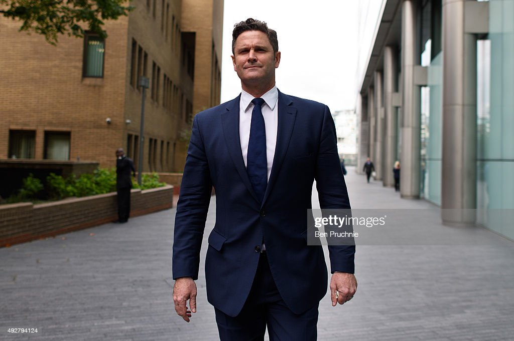 New Zealand Cricketer Chris Cairns Appears In Court On Perjury Charges