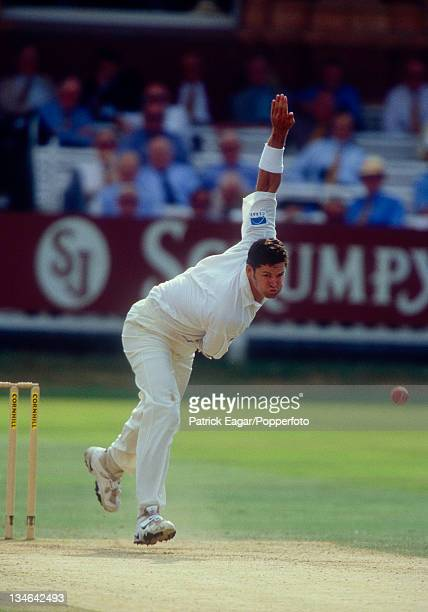 Chris Cairns England v New Zealand 2nd Test Lord's Jul 99