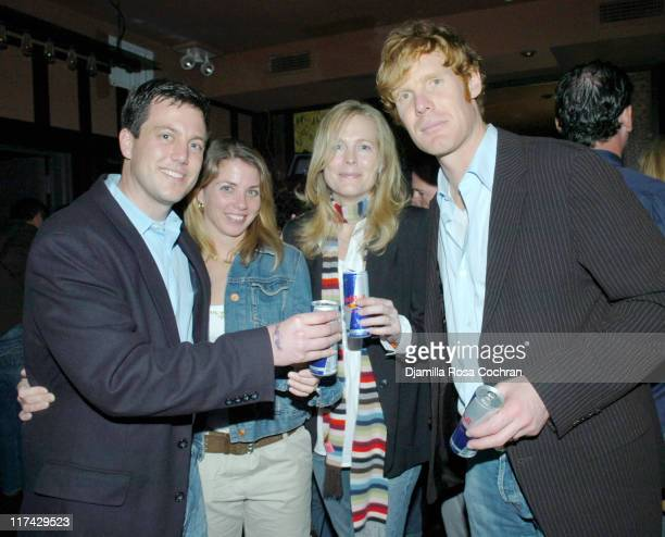 Chris Canetti Judy Canetti Anne Lalas and Alexi Lalas New York Red Bull President/General Manager