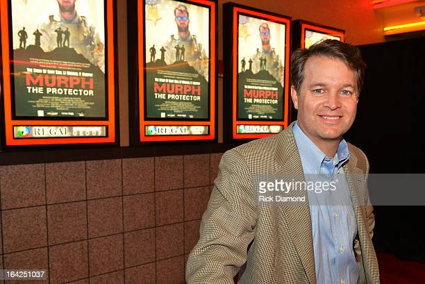 Chris Carlton Executive Producer/Keel Funds attends VIP screening of MURPH: The Protector, at Regal Atlantic Station on March 21, 2013 in Atlanta,...