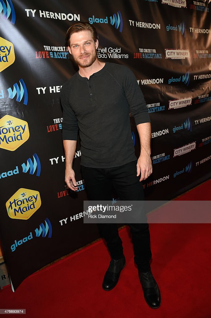 Chris Carmack attends The Concert For Love And Acceptance at City Winery Nashville on June 12, 2015 in Nashville, Tennessee.