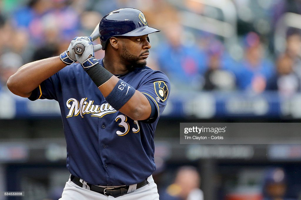 Milwaukee Brewers Vs New York Mets : News Photo