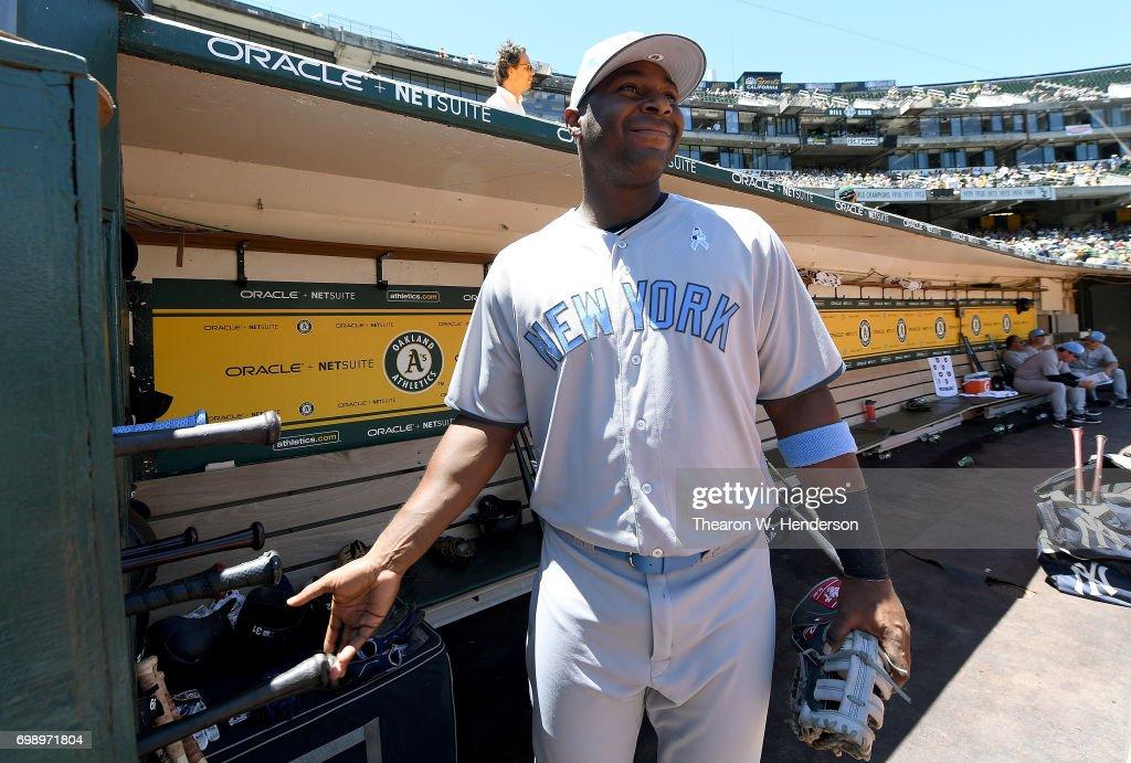 New York Yankees v Oakland Athletics