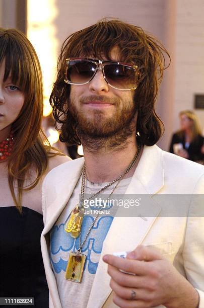 Chris Cester of Jet during 32nd Annual American Music Awards Red Carpet at Shrine Auditorium in Los Angeles California