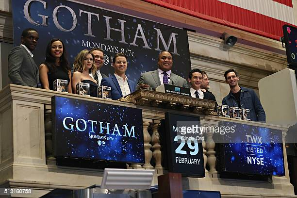Chris Chalk Jessica Lucas Drew Powell Erin Richards Ben McKenzie Global Head of Capital Markets Garvis Toler Robin Lord Taylor Donal Logue and Cory...