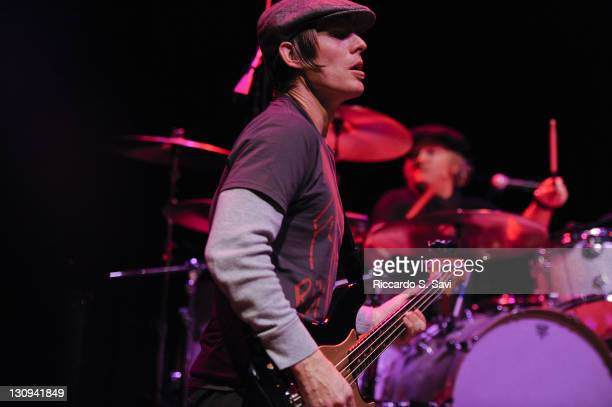 Chris Chaney attends the Rivers of Recovery's Camp Freddy benefit concert produced by NBAGT Productions and Jamestown Entertainment at the 930 Club...