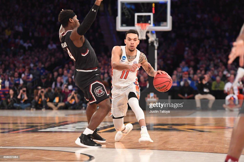 NCAA Basketball Tournament - East Regional - New York