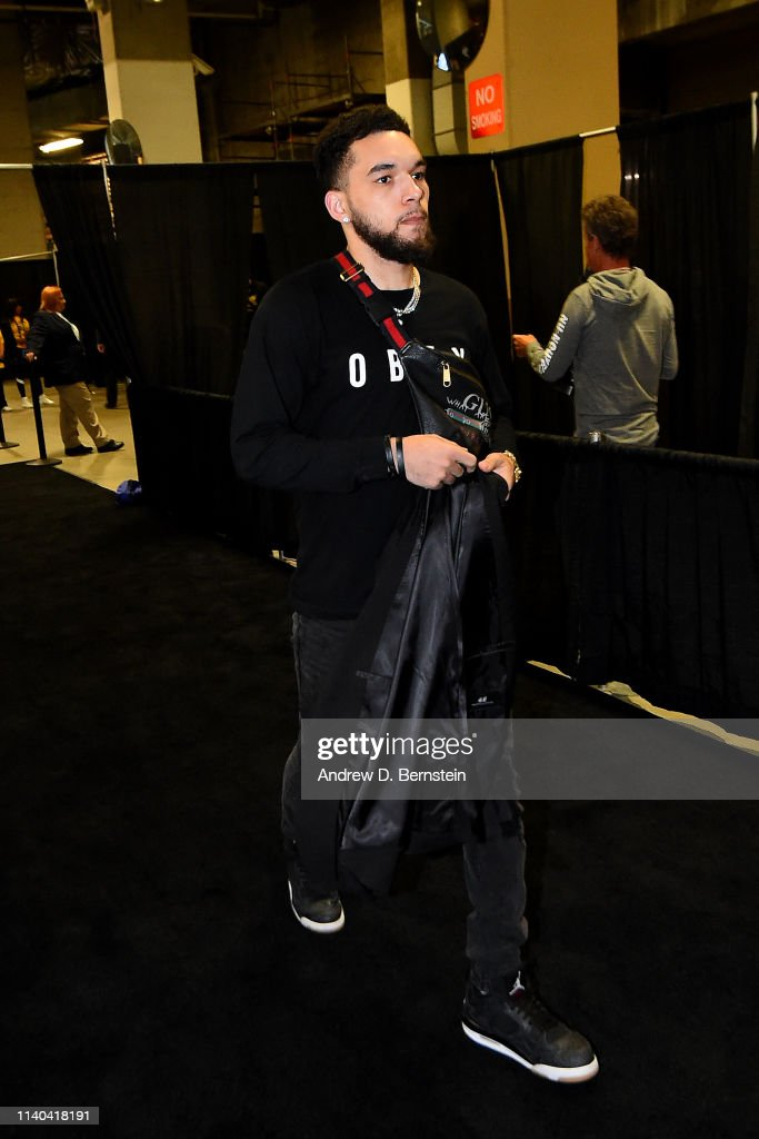 Western Conference SemiFinals - Houston Rockets v Golden State Warriors : News Photo
