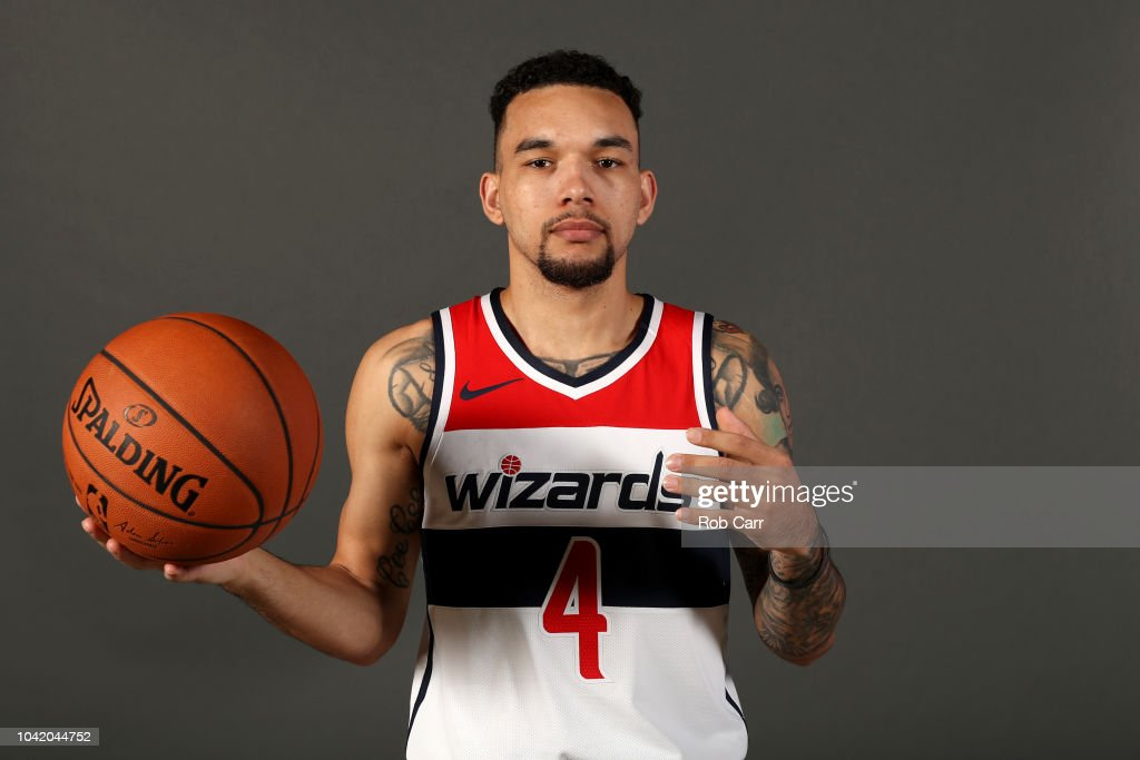 Washington Wizards Media Day : News Photo