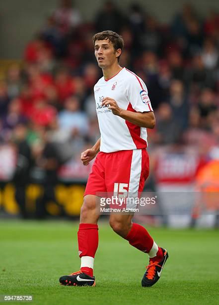 Chris Cohen of Nottingham Forest