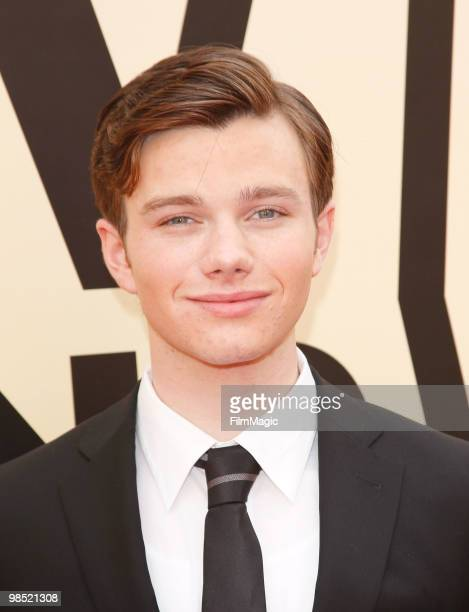 Chris Colfer arrives to the 8th Annual TV Land Awards held at Sony Pictures Studios on April 17 2010 in Culver City California