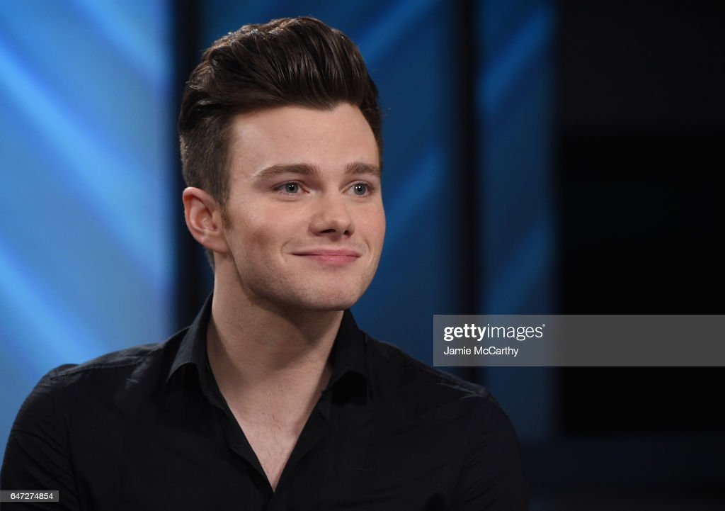"Build Series Presents Chris Colfer Discussing ""Stranger Than Fanfiction"""
