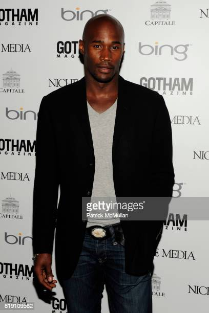 Chris Collins attends ALICIA KEYS Hosts GOTHAM MAGAZINES Annual Gala Presented by BING at Capitale on March 15 2010 in New York City