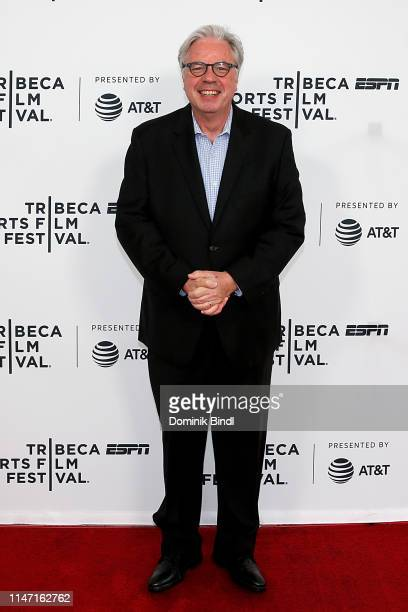 Chris Connelly attends the Tribeca Talks 10 Years Of 30 For 30 at SVA Theater on May 05 2019 in New York City