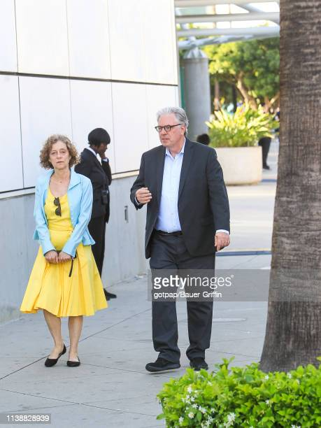 Chris Connelly is seen on April 22 2019 in Los Angeles California