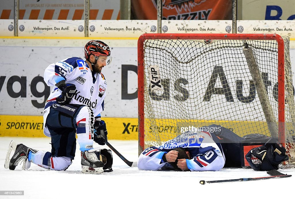Grizzly Adams Wolfsburg v Iserlohn Roosters