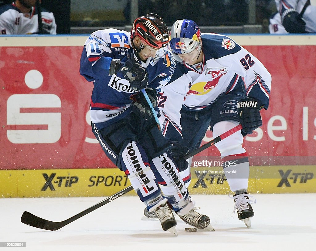 Iserlohn Roosters v EHC Red Bull Muenchen - DEL