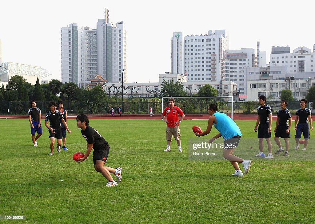 AFL Shanghai Showdown Preview