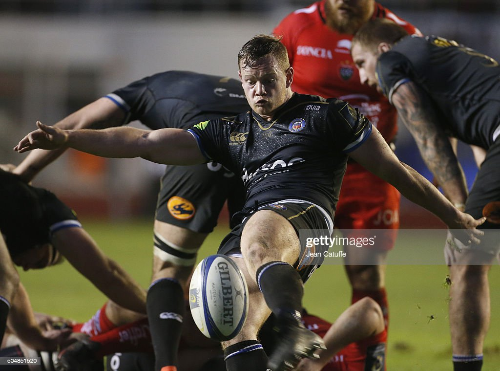 RC Toulon v Bath Rugby - European Rugby Champions Cup Photos and ...