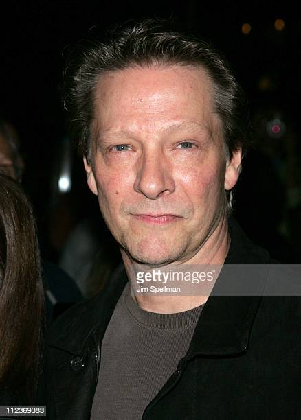 """Chris Cooper during New York Film Festival - """"Capote"""" Premiere - Arrivals at Alice Tully Hall, Lincoln Center in New York City, New York, United..."""