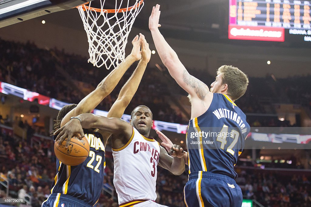 Indiana Pacers v Cleveland Cavaliers