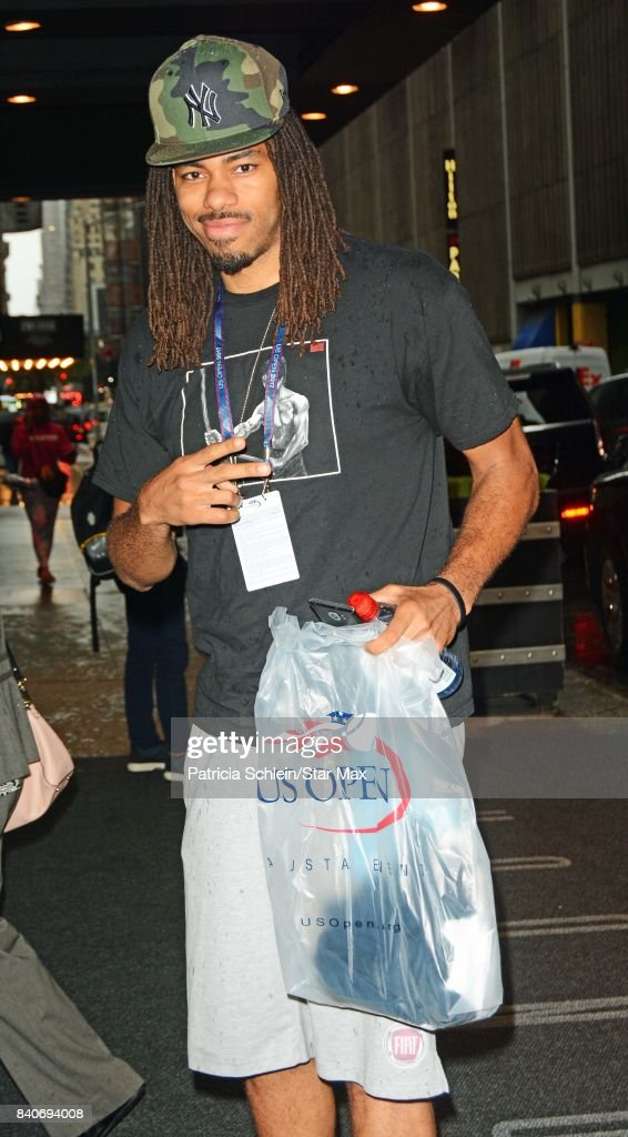 Celebrity Sightings in New York City - August 29, 2017