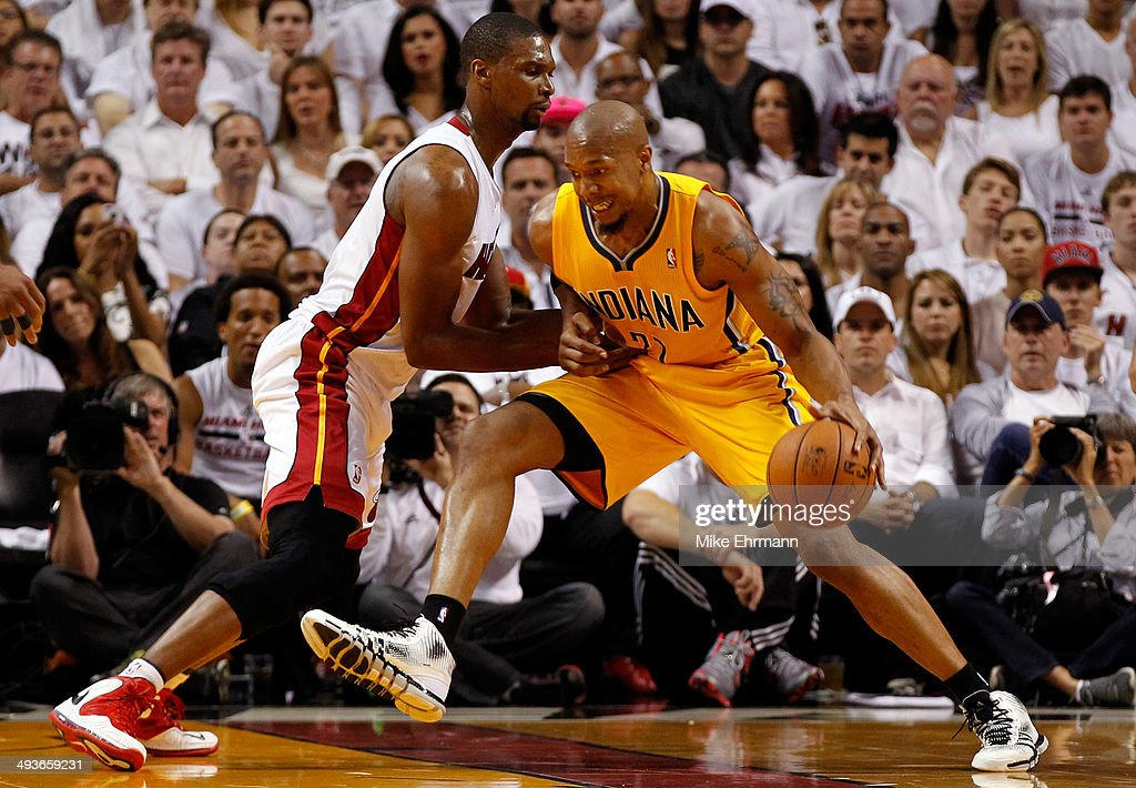 Indiana Pacers v Miami Heat - Game 3