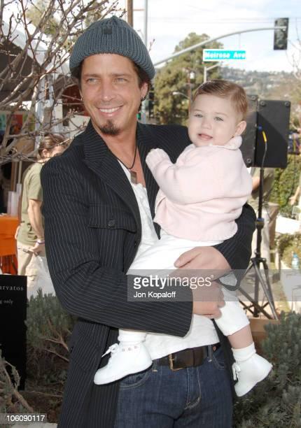 Chris Cornell Chester Bennington Child Ring