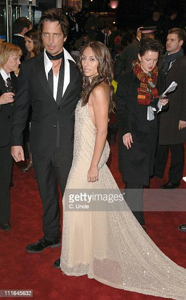 Chris Cornell during 'Casino Royale' World Premiere Red Carpet at Odeon Leicester Square in London Great Britain