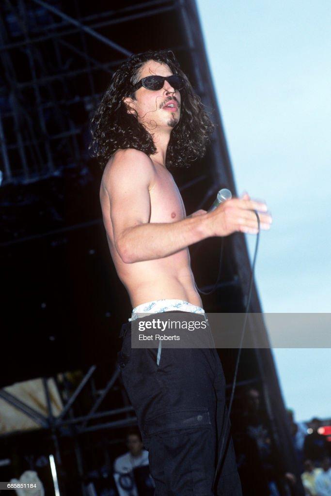 Soundgarden : News Photo