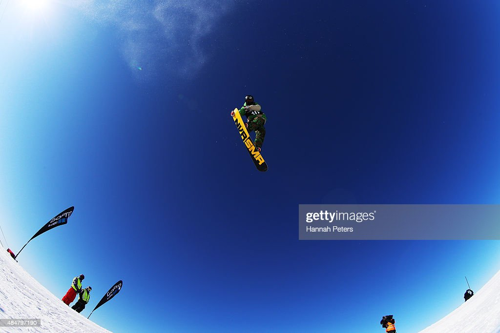 Winter Games NZ - FIS Snowboard World Cup Slopestyle - Finals
