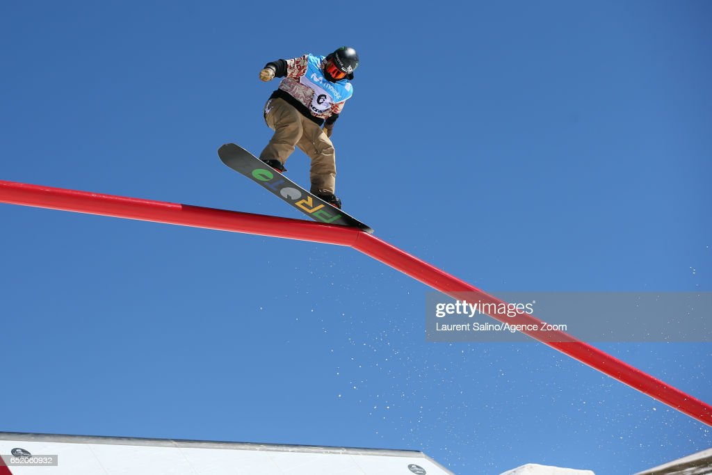 FIS World Snowboard Championships - Men's and Women's Slopestyle