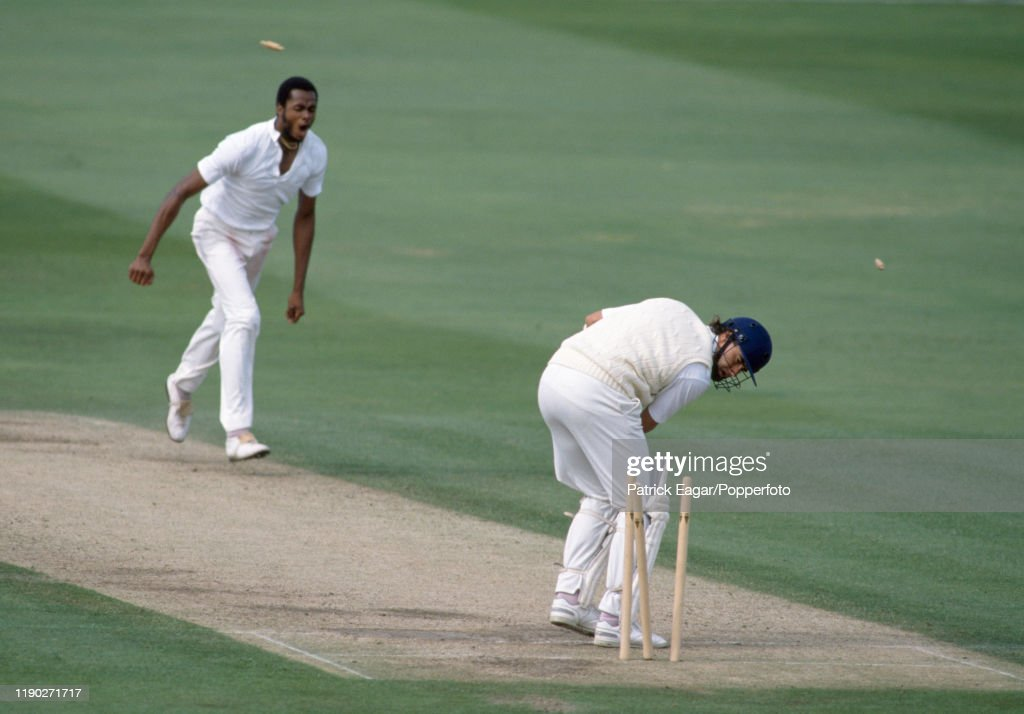 4th Test Match - England v West Indies : News Photo