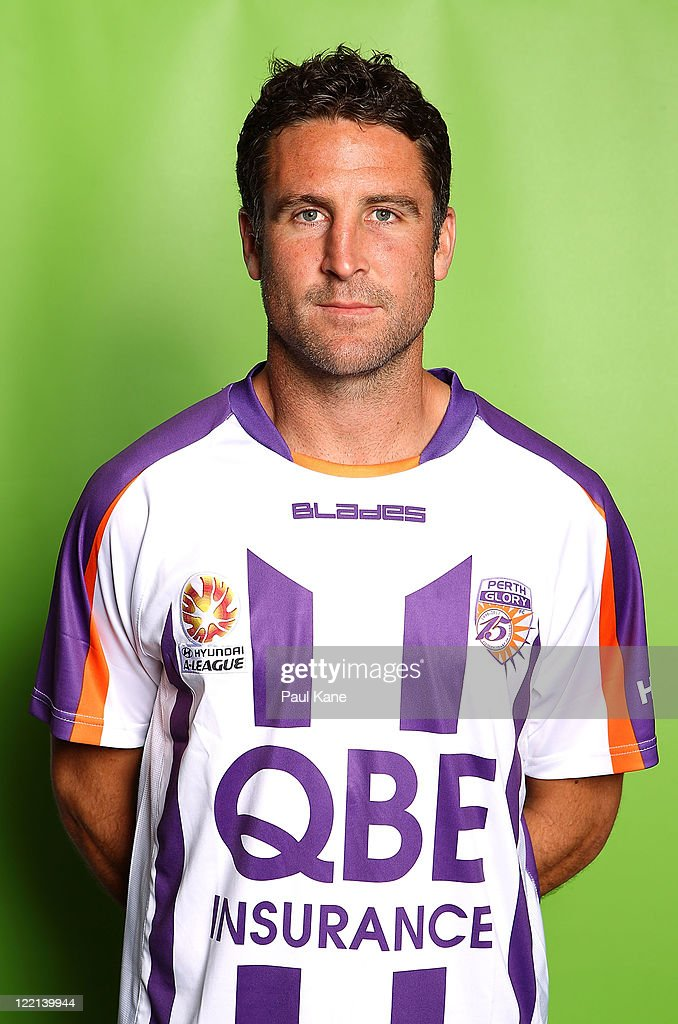 Perth Glory Headshots