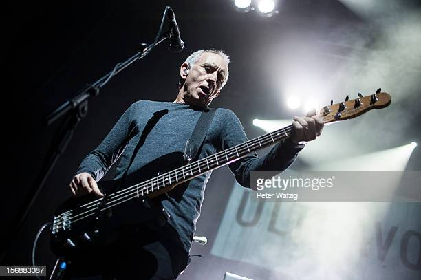 Chris Cross of Ultravox performs on stage at the EWerk on November 07 2012 in Cologne Germany
