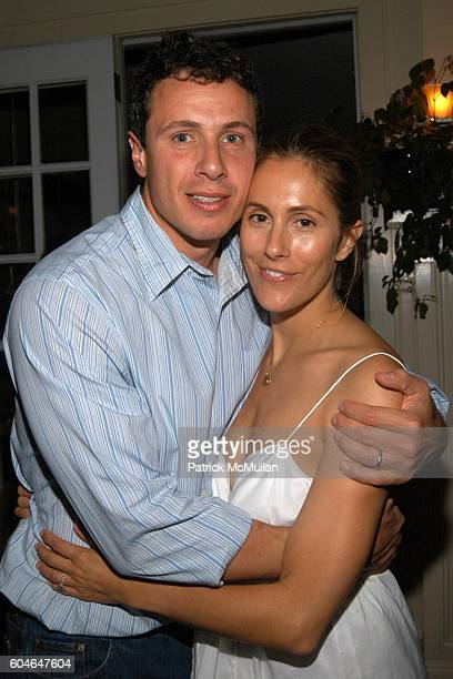 Chris Cuomo and Cristina Greeven Cuomo attend Dinner and Cocktail Party Following a Special Screening of 20th Century Fox's The Devil Wears Prada at...