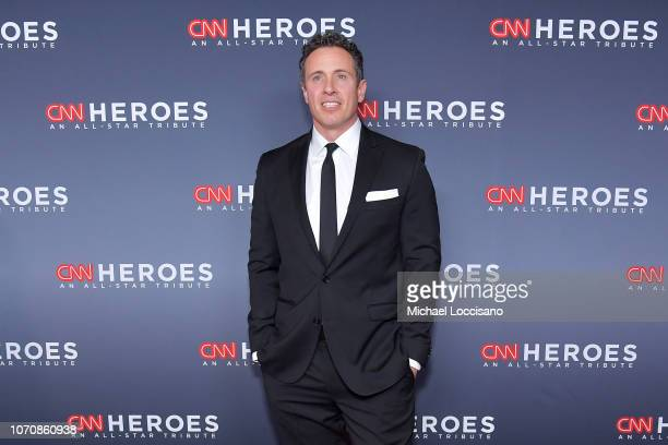 Chris Cuomo attends the 12th Annual CNN Heroes An AllStar Tribute at American Museum of Natural History on December 9 2018 in New York City