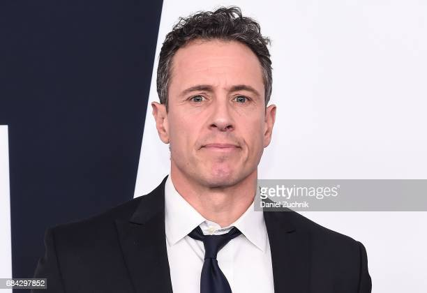 Chris Cuomo attends the 2017 Turner Upfront at Madison Square Garden on May 17 2017 in New York City
