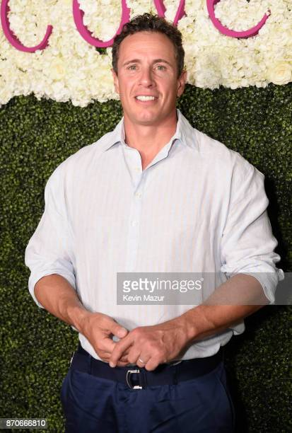 Chris Cuomo attends the weekend opening of The NEW ultraluxury Cove Resort at Atlantis Paradise Island on November 4 2017 in The Bahamas