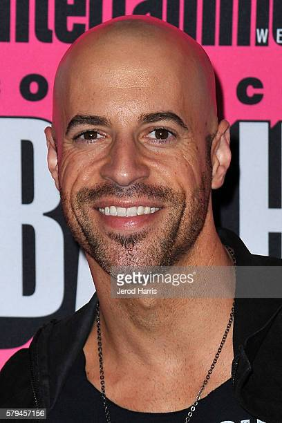 Chris Daughtry arrives at Entertainment Weekly's Annual ComicCon Party at Float at Hard Rock Hotel San Diego on July 23 2016 in San Diego California