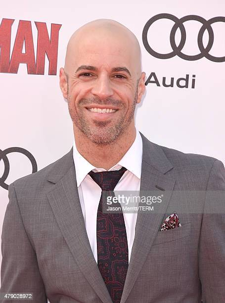 Chris Daughtry arrives at the Los Angeles Premiere of Marvel Studios 'AntMan' at Dolby Theatre on June 29 2015 in Hollywood California