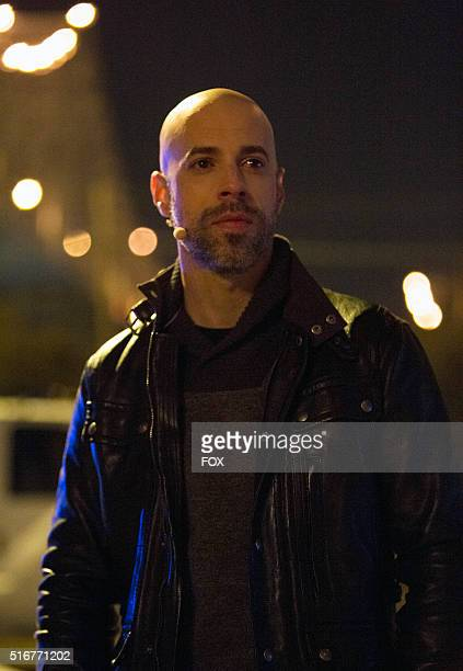 Chris Daughtry as Judas in THE PASSION a twohour musical event airing LIVE from New Orleans Palm Sunday March 20 2016 on FOX © 2016 Fox Broadcasting...