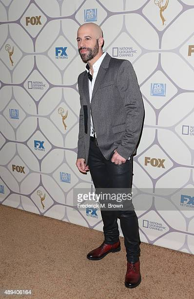 Chris Daughtry attends the 67th Primetime Emmy Awards Fox after party on September 20 2015 in Los Angeles California