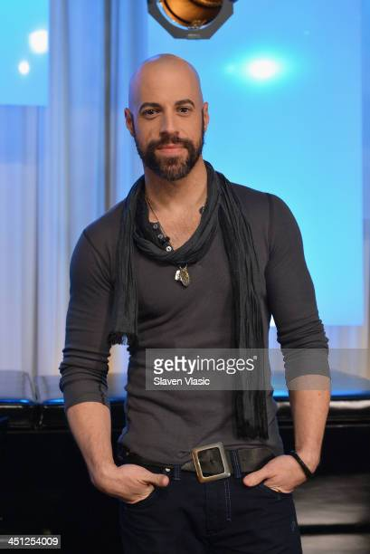 Chris Daughtry visits 'You A' at Music Choice on November 21 2013 in New York City