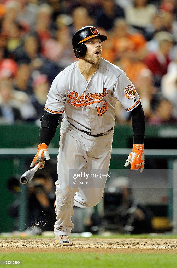 Baltimore Orioles v Washington Nationals : News Photo