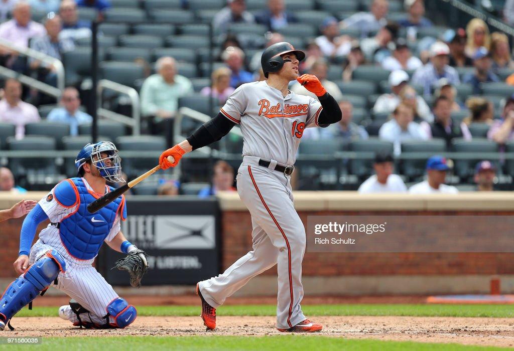 Baltimore Orioles v New York Mets : News Photo