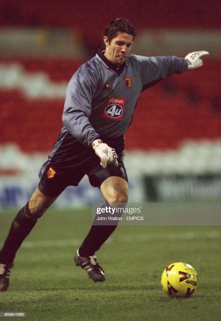 Chris Day, Watford goalkeeper