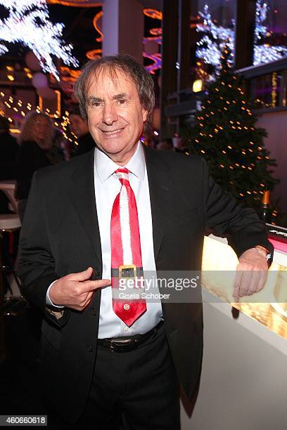 Chris de Burgh during the 20th Annual Jose Carreras Gala on December 18 2014 in Rust Germany